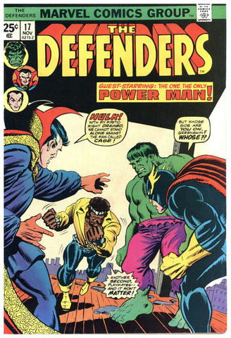 The Defenders #17 VF-