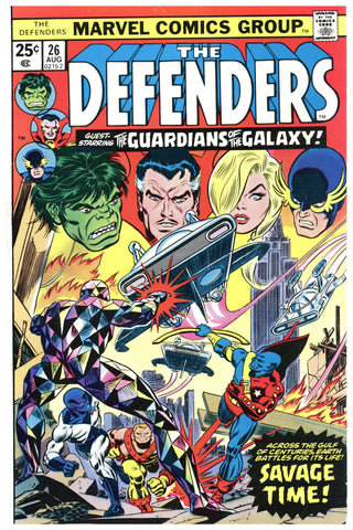 The Defenders #26 F/VF