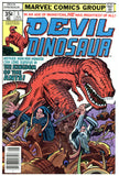 Devil Dinosaur #5 NM+