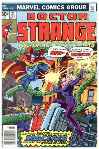 Doctor Strange #21 VF/NM
