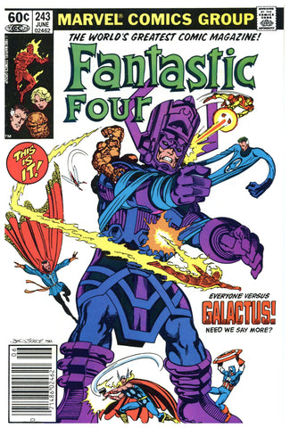 Fantastic Four #243 NM