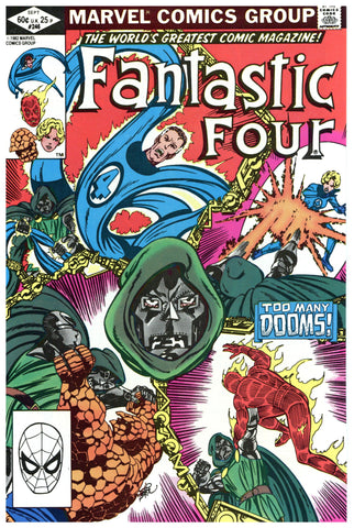 Fantastic Four #246 VF-