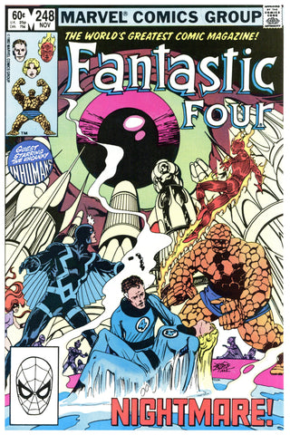 Fantastic Four #248 NM