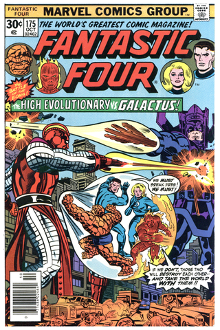 Fantastic Four #175 VF/NM