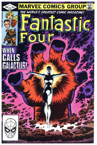 Fantastic Four #244 NM