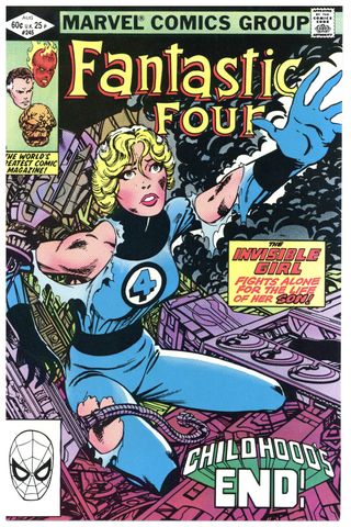 Fantastic Four #245 NM/MT