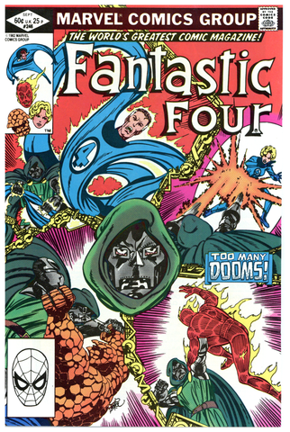 Fantastic Four #246 NM+