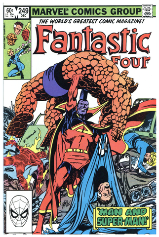 Fantastic Four #249 NM/MT