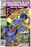Fantastic Four Annual #15 F/VF