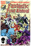 Fantastic Four Annual #18 VF+