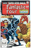 Fantastic Four Annual #21 NM-