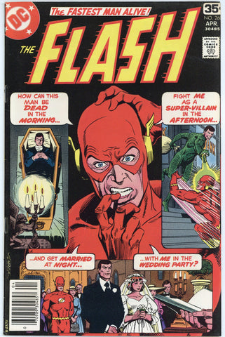 Flash #260 VF/NM