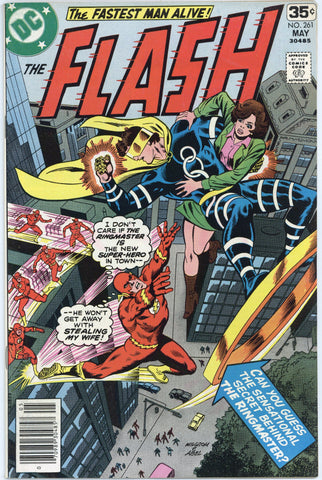 Flash #261 NM