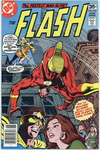 Flash #262 NM
