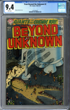 From Beyond the Unknown #2 CGC 9.4