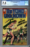 From Beyond the Unknown #6 CGC 7.5