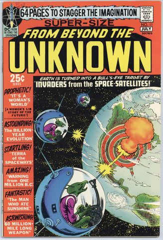 From Beyond the Unknown #11 NM-
