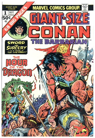 Giant-Size Conan the Barbarian #1 Fine