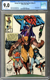 Heroes for Hope Starring the X-Men #1 CGC 9.0