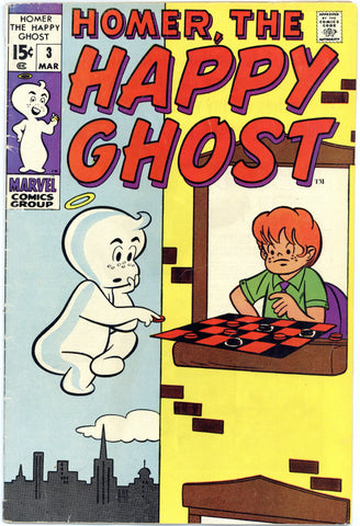Homer the Happy Ghost #3 Fine-