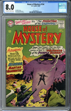 House of Mystery #154 CGC 8.0