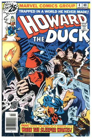 Howard the Duck #4 NM