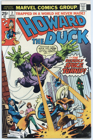 Howard the Duck #2 NM