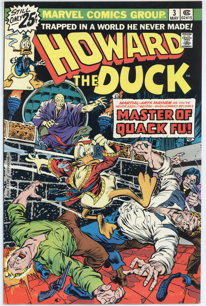 Howard the Duck #3 NM