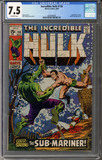 Incredible Hulk #118  CGC 7.5