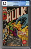 Incredible Hulk #140  CGC 8.5