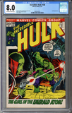 Colorado Comics - Incredible Hulk #148  CGC 8.0