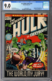 Colorado Comics - Incredible Hulk #153  CGC 9.0