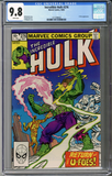 Colorado Comics - Incredible Hulk #276  CGC 9.8