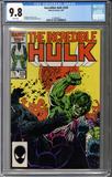 Colorado Comics - Incredible Hulk #329  CGC 9.8