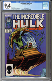 Incredible Hulk #331 CGC 9.4