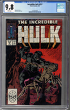 Incredible Hulk #357 CGC 9.8