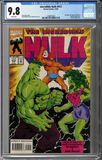 Incredible Hulk #412 CGC 9.8