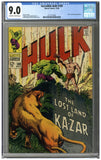 Incredible Hulk #109 CGC 9.0