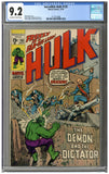 Incredible Hulk #133 CGC 9.2