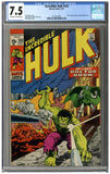 Incredible Hulk #143 CGC 7.5