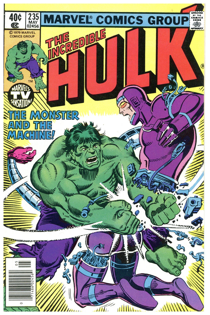 Incredible Hulk #235 NM-