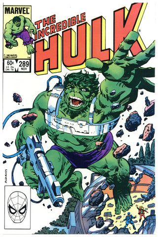 Incredible Hulk #289 NM+