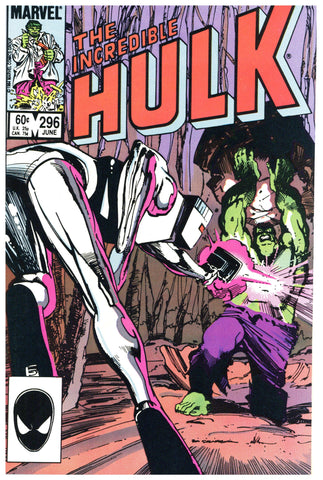 Incredible Hulk #296 NM