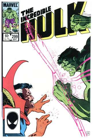 Incredible Hulk #299 NM+