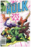 Incredible Hulk #306 NM+