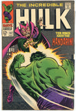 Incredible Hulk #107 F/VF