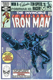 Iron Man #152 NM+