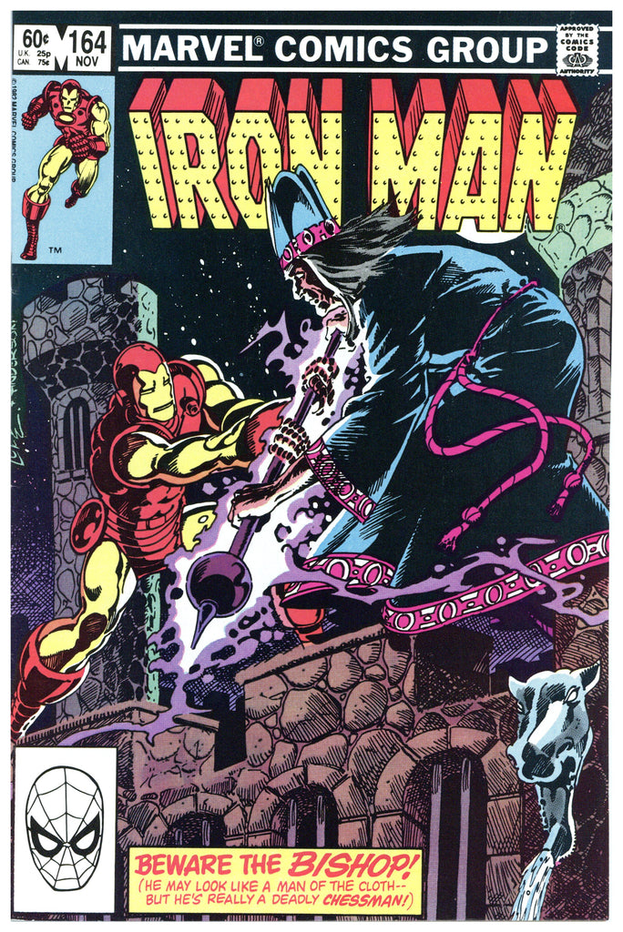 Iron Man #164 NM