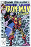 Iron Man #165 NM+