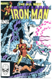 Iron Man #176 NM+